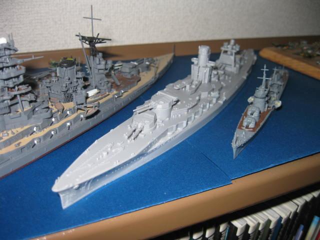 戦艦 日向 の4