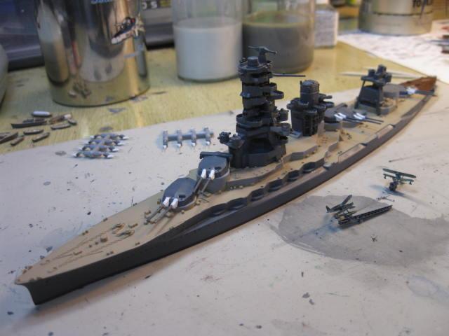 戦艦 日向 の5