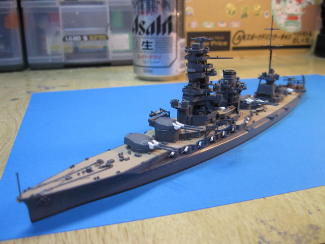 戦艦 日向 の6