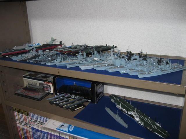 本棚の艦体 の8