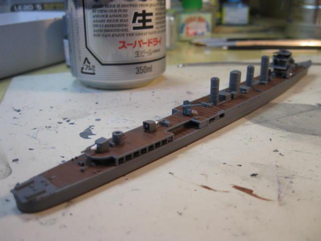 軽巡 那珂 1944 の5