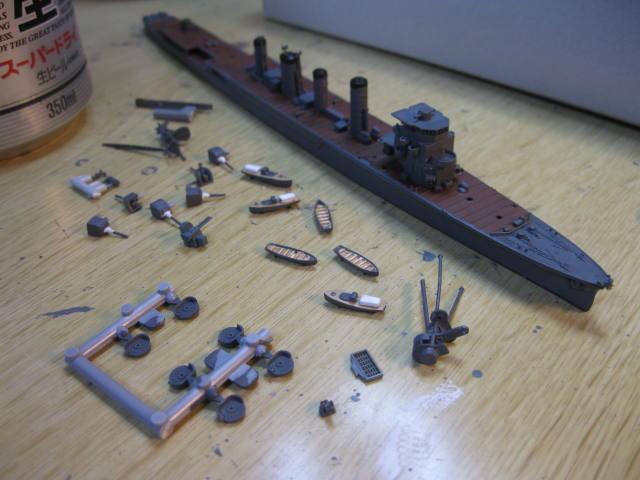 軽巡 那珂 1944 の6