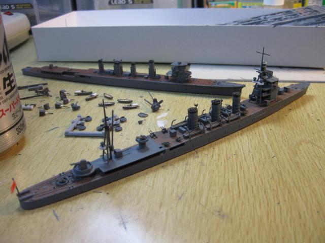 軽巡 那珂 1944 の7