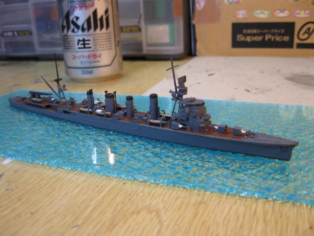 軽巡 那珂 1944 の9