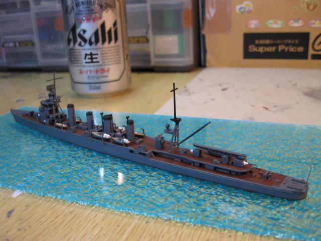 軽巡 那珂 1944 の10