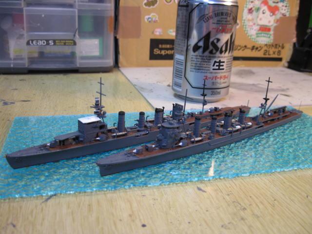 軽巡 那珂 1944 の11