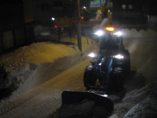 大伸排雪サービス の3