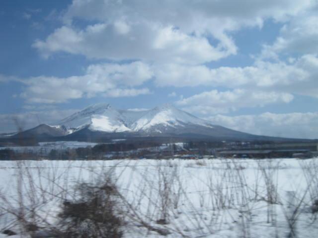駒ヶ岳 道南