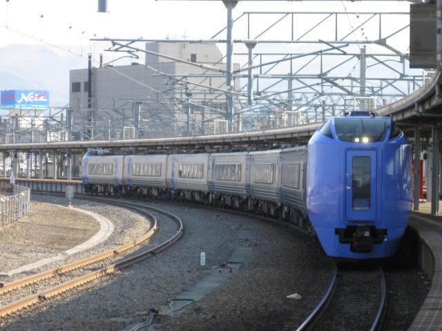 スーパーおおぞら 2011/04 の2
