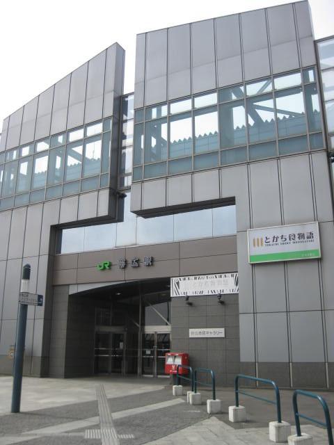 帯広駅 2011・4