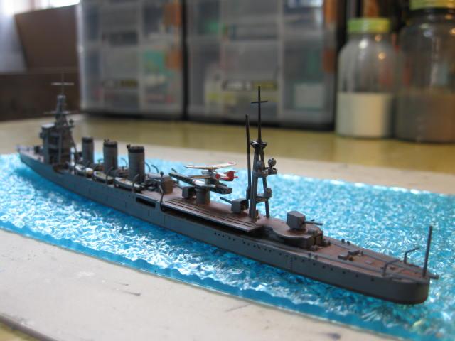 軽巡名取の5