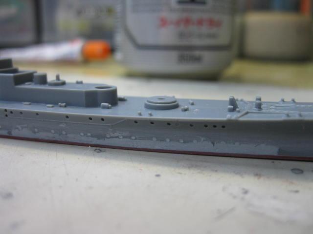 軽巡能代 の3