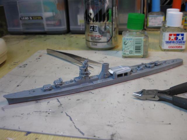 軽巡能代 の4