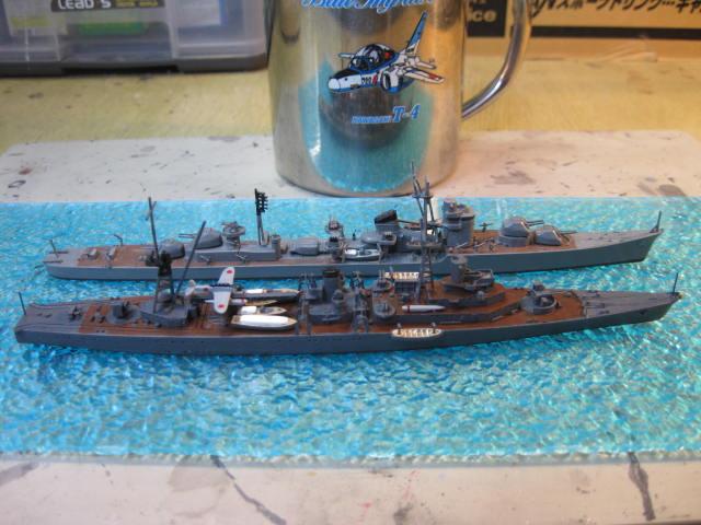 敷設艦 津軽 の4
