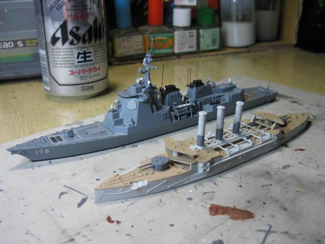 一等巡洋艦 磐手 の4