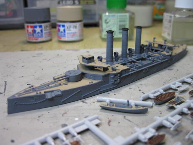 一等巡洋艦 磐手 の6