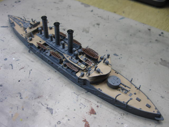 一等巡洋艦 磐手 の7