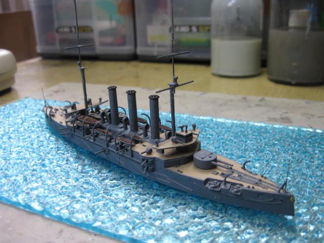 一等巡洋艦 磐手 の9