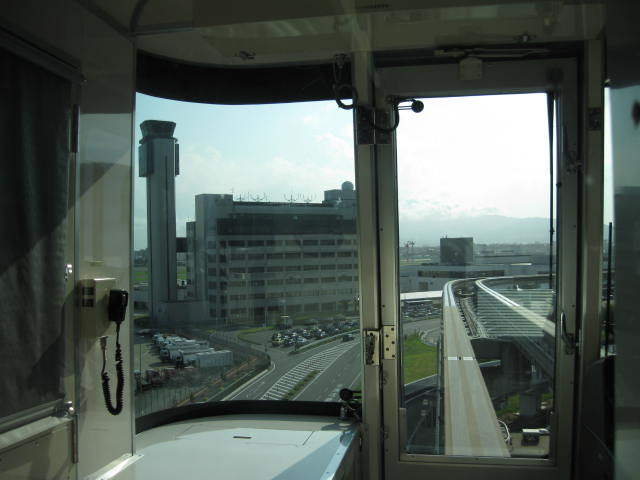 大阪モノレールは行く