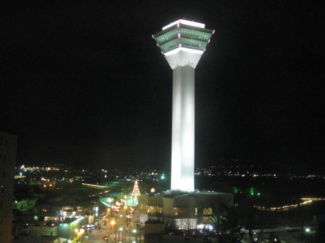 五稜郭タワー 夜景