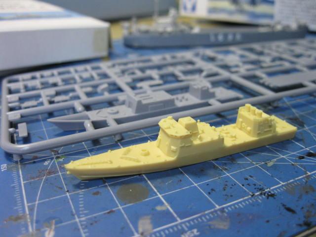 海上自衛隊ミサイル艇