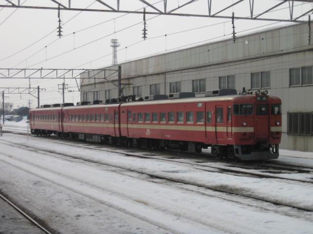 711系 冷房化改造車