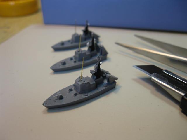 ミサイル艇1号型の2