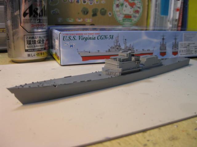 USSバージニア CGN-38 の2