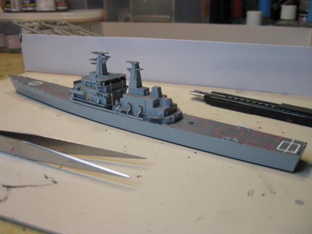 USSバージニア CGN-38 の4