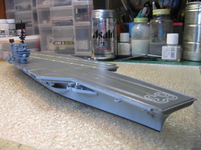 USS KITTY HAWK CV-63 の7