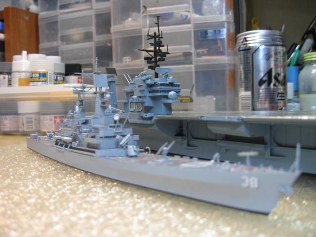USS KITTY HAWK CV-63 の9