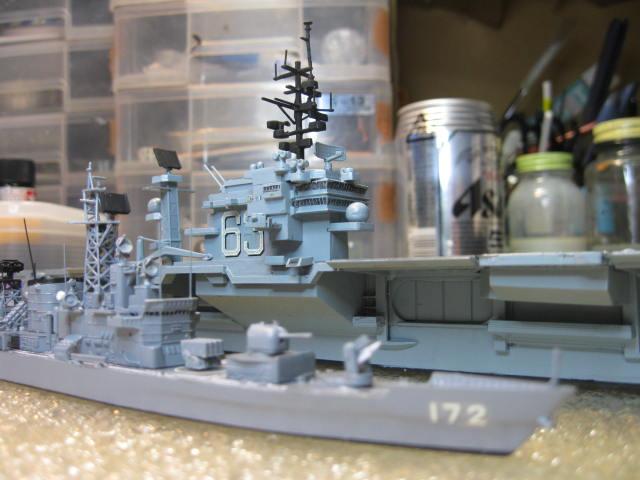 USS KITTY HAWK CV-63 の10