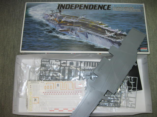 CV-62 INDEPENDENCE の1