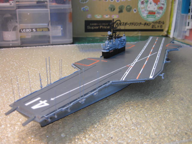 CV-41 MIDWAY の9
