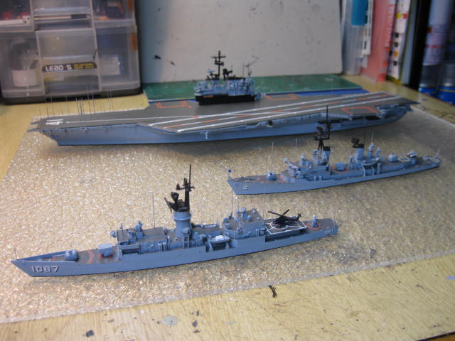 CV-41 MIDWAY の11