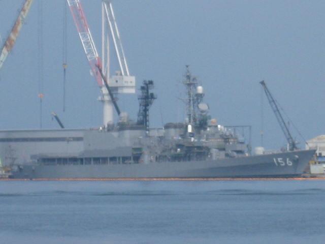 きり級護衛艦の1