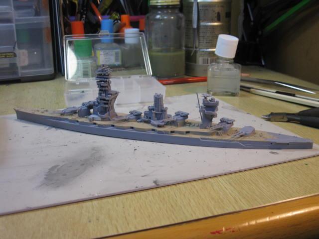 戦艦 扶桑 の3