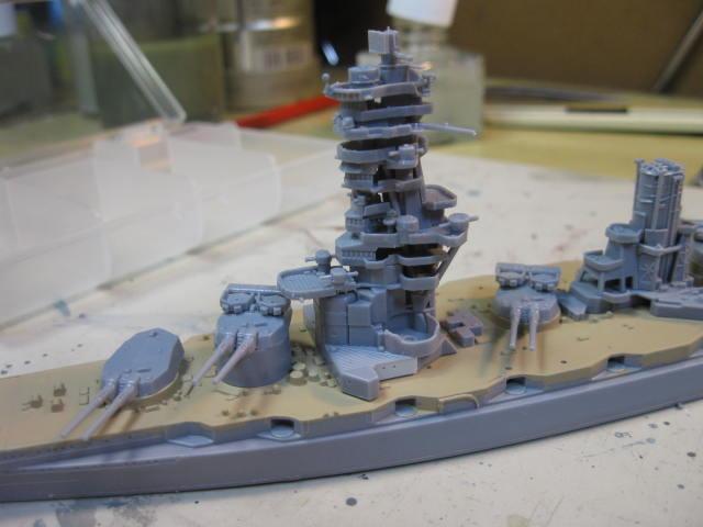 戦艦 扶桑 の4