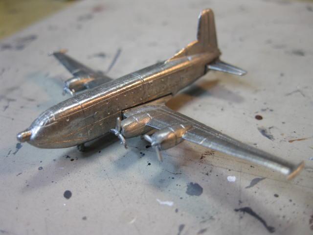 C-124 GLOBE MASTER Ⅱ の1