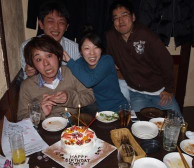 なかっち!お誕生日おめでとうです!