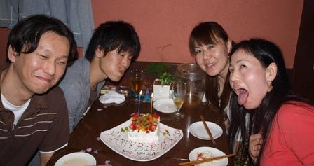ともぞうさんお誕生日おめでとうです!