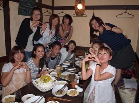 理恵さん結婚おめでとうございます!