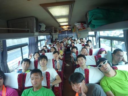 富士山バス PUSHUP 秋葉原
