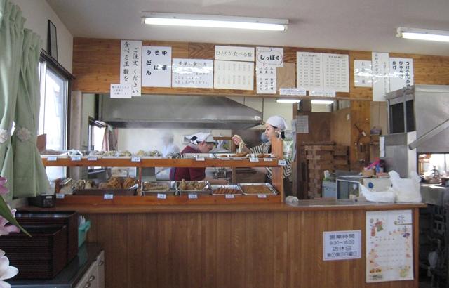 馬渕手打製麺所