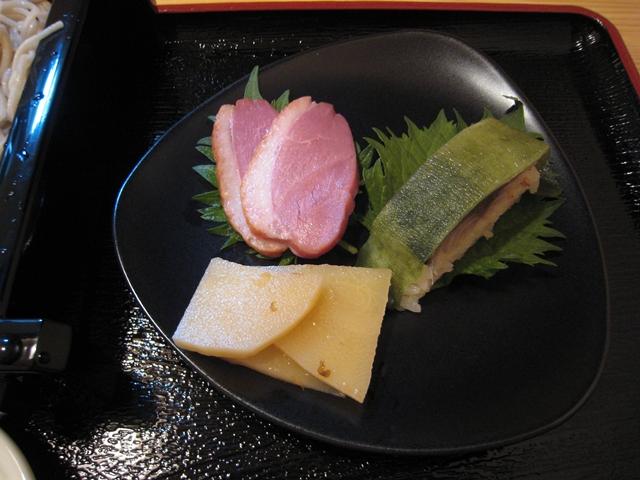 江戸蕎麦 しょうわ