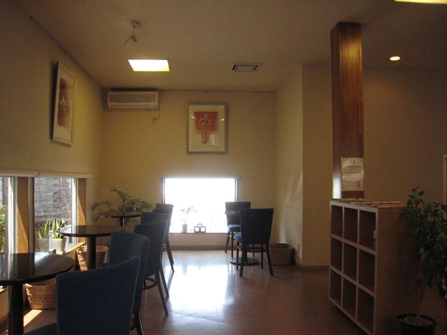 cafe B room