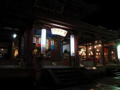 中国のあの世と繋がる場所、崇福寺