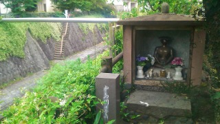中島川河童洞 水神社 八天坊