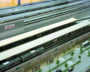 カワサキワールド_鉄道模型