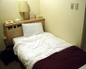 ポートタワーホテルシングル客室